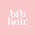 Barefoot Blonde Hair Logo