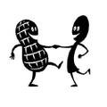 B. Happy Peanut Butter logo