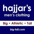 Hajjar's Big & Tall Clothing Logo