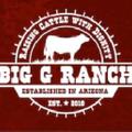 Big G Ranch Logo