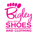 Bigley Shoes and Clothing Logo