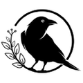 Big Raven Yoga Logo