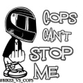 bikes_vs_cops Logo