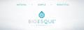 BIOESQUE ~ Innovative Natural Bio-Cellulose Face Mask Logo