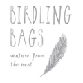 Birdling Bags | Venture From the Nest Logo