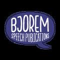 Bjorem Speech Logo