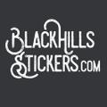 BlackHillsStickers Logo