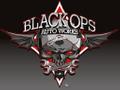 Black Ops Auto Works Logo