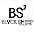 Black Sheep Boutique and Salon Logo