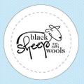 Black Sheep Wools Logo