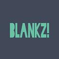 BLANKZ! Logo