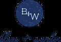 BLAZE + WANDER Logo