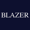 Blazer Menswear Logo