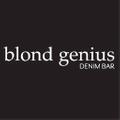 Blond Genius Logo