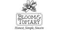 bloomandtopiary Logo