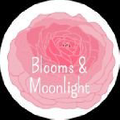 Blooms & Moonlight Logo