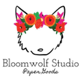 Bloomwolf Studio Logo