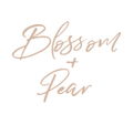 Blossom and Pear Logo