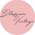 Blossom Vintage Logo
