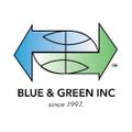 Blue & Green Logo