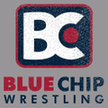 Blue Chip Wrestling Logo