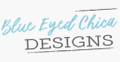Blue Eyed Chica Designs Logo