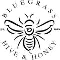 Bluegrass Hive & Honey logo