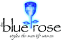 The Blue Rose Logo