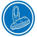 Blue Shoe Guys Logo