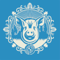 Blue Sky Ranch Pasture-Raised Meats logo