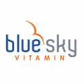 Blue Sky Vitamin Logo