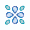 Bluestreak Crystals US Logo