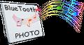 Bluetooth Photo Logo