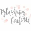 Blushing Confetti Logo