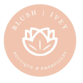 Blush Ivey Boutique Logo