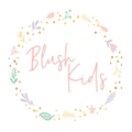 Blush Kids AU Logo