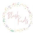 Blush Kids AU Logo