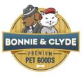 Bonnie & Clyde Pet Goods Logo