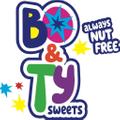 Bo & Ty Sweets Logo