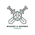 Boards and Swords Hobbies Logo