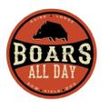 Boarsallday Logo