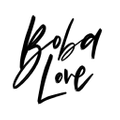 Boba Love Logo