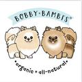 Bobby + Bambi's Dog Bakery Logo