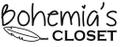 Bohemia's Closet UK Logo