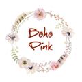Boho Pink Logo