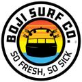 BOJI SURF CO. Logo