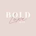 BOLDLUXE logo