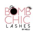 Bomb Chic Lashes logo