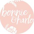Bonnie and Harlo Logo