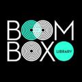 Boom Box Library Logo
